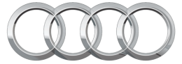 Audi type Pictorial logo design